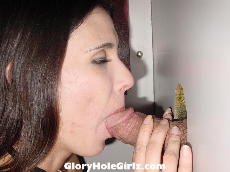 Gloryhole Deepthroat