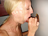 Blu-ray free ebony glory hole Nuclear